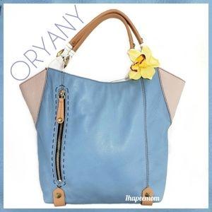 orYANY Shoulder Bag Leather
